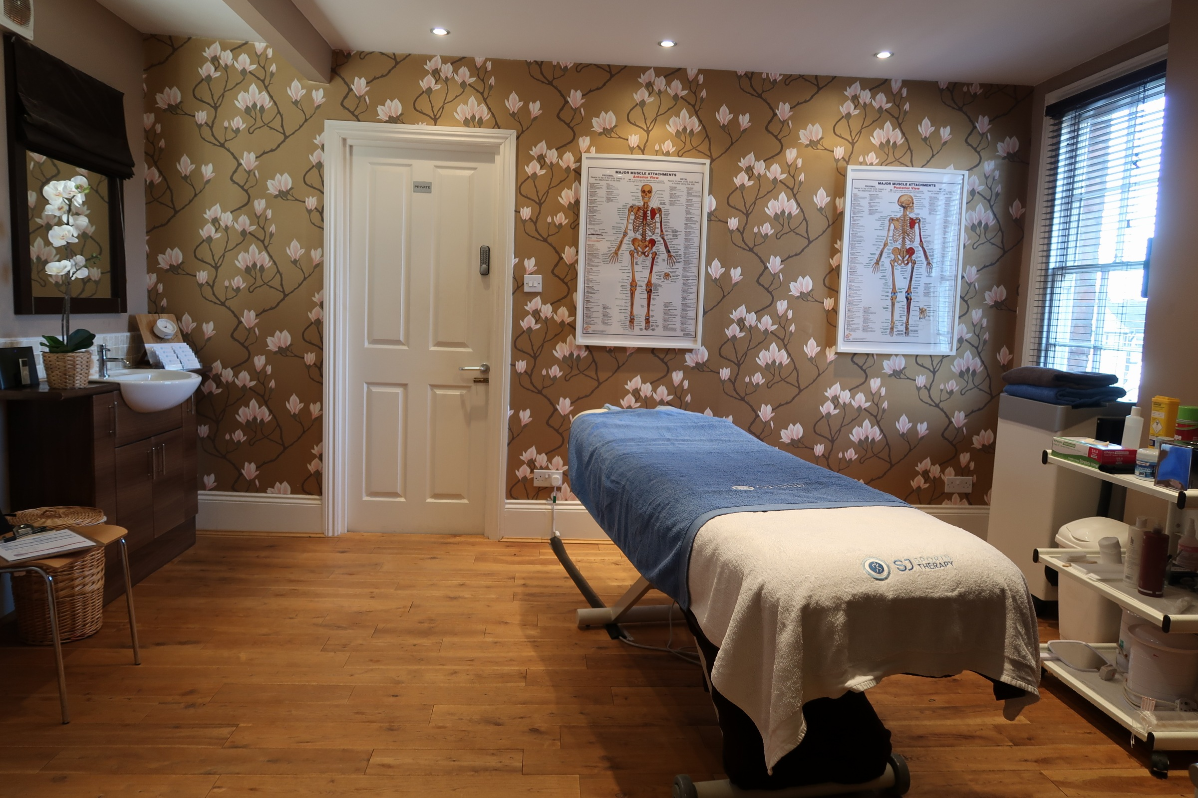 SJ Sports Therapy Clinic, Leamington Spa Sports Therapy Clinic